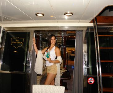 Yacht functions & events