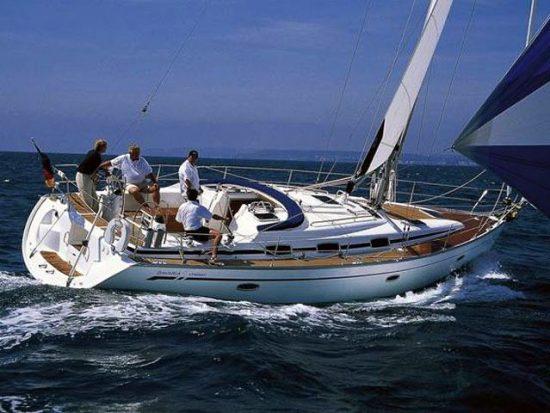Maria Sailboat Olympian Cruises