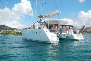 Catamaran Vians